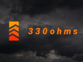 Nueva imagen 330ohms logotipo isotipo logo